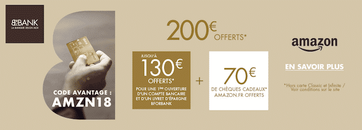 bforbank black friday-amazone