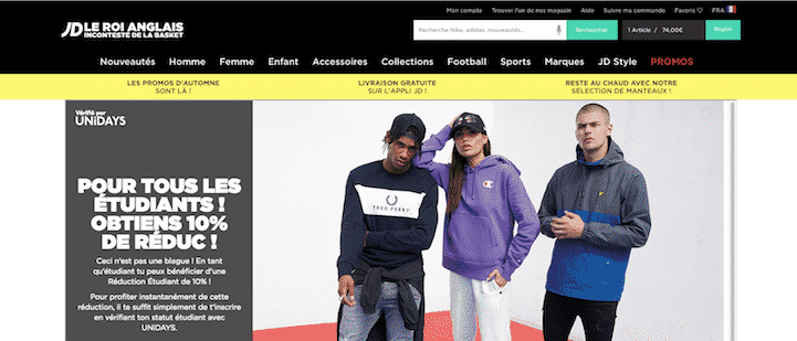 Enfant Survetement | JD Sports