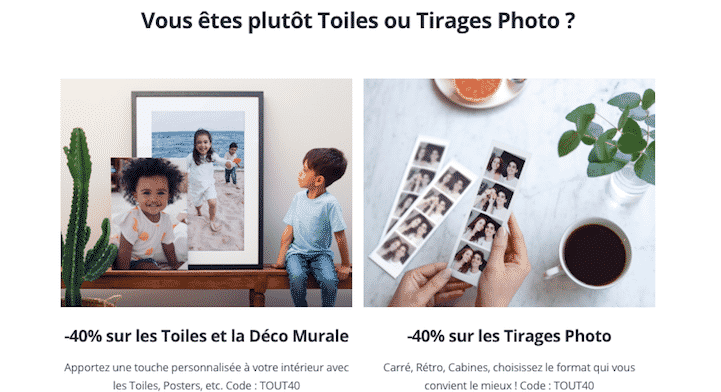 Photobox Calendrier Mural.Code Promo Photobox 70 De Remise En Novembre 2019